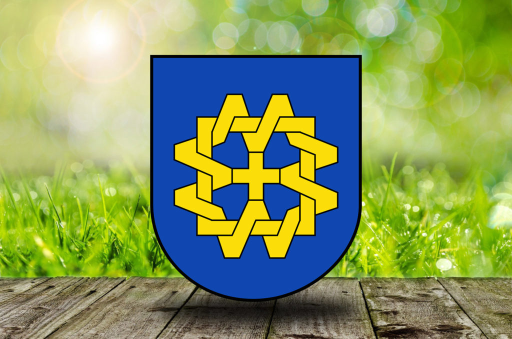 Das Wappen der Stadt Willich